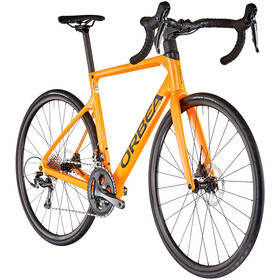 Orbea Orca M40, amber orange/black